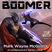 Boomer: Star Watch, Book 3 | Mark Wayne McGinnis
