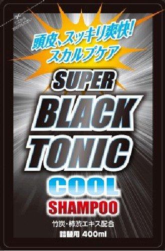 SOCスーパーブラックトニックSP詰替 400ml