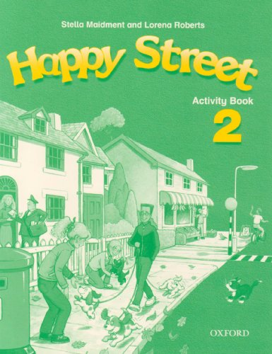 Happy Street: 2: Activity Book: Activity Book Level 2