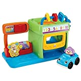 Fisher Price Laugh And Learn Tm Puppys Numbers Garage