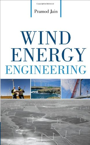 Wind Energy Engineering book
