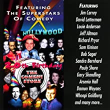 The Comedy Store 20th Birthday  by The Superstars of Comedy Narrated by Jim Carrey, David Letterman, Richard Pryor