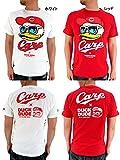 (ビーワンソウル) B ONE SOUL Tシャツ メンズ コラボ 広島 東洋カープ ダックデュード プロ野球 2color