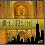 Image of Sacred Treasures 3: Choral Masterworks from Russia and Beyond