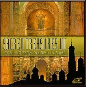 Sacred Treasures 3: Choral Masterwrks Russia