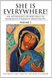 img - for She is Everywhere! Volume 3: An Anthology of Writings in Womanist/Feminist Spirituality book / textbook / text book