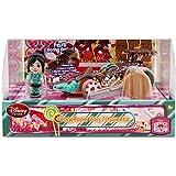 Amazon.com: Wreck-It Ralph Sugar Rush Doll - Vanellope: Toys & Games