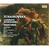 Tchaikovsky: Complete Symphonies, Overtures