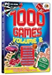 1000 Games Volume 2 (PC CD)