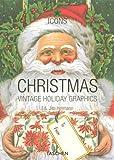 Vintage, Christmas: Vintage Holiday Graphics (Icons)