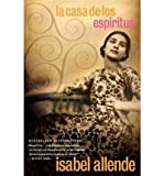 Image of [ La Casa de Los Espiritus = The House of the Spirits (English, Spanish) [ LA CASA DE LOS ESPIRITUS = THE HOUSE OF THE SPIRITS (ENGLISH, SPANISH) ] By Allende, Isabel ( Author )Mar-17-1995 Paperback
