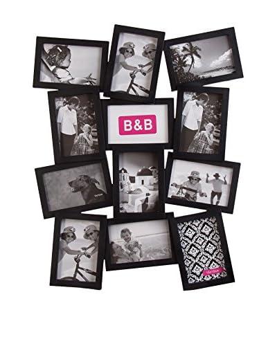 Foto's 10x15 zwart