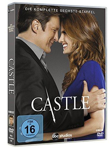Castle - Die komplette sechste Staffel [6 DVDs] hier kaufen