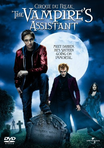 Cirque Du Freak: The Vampire's Assistant [DVD]