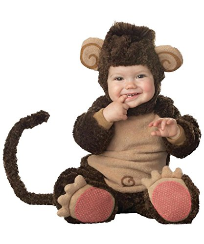 In Character Costumes - Lil Monkey Lil Character