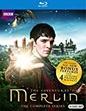 Merlin: The Complete Series (BD) [Blu-ray]