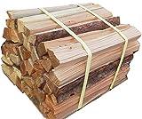 良く燃える  細割りの薪 容量30Lのダンボール箱入1箱 【産地】長野県 薪の長さ約40cm【樹種】針葉樹他雑木