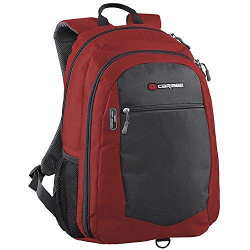 caribee-data-pack-sac-a-dos-pour-ordinateur-portable-154-rouge-charbon