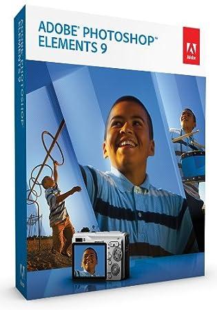 Photoshop Elements 9 (pour PC et Mac)