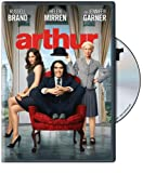 Arthur [DVD] [2011] [Region 1] [US Import] [NTSC]