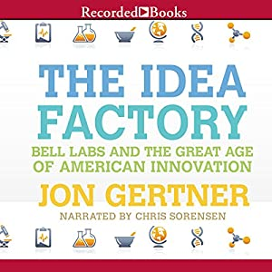 The Idea Factory Audiobook