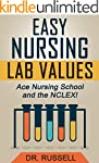 NCLEX Review: EASY Nursing Lab Guide...