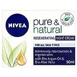 Nivea Visage Pure & Natural Regenerating Night Cream (50ml)