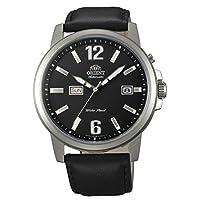 [オリエント]Orient 【Amazon.co.jp限定】 自動巻腕時計 海外モデル ブラック SEM7J00BB8 メンズ