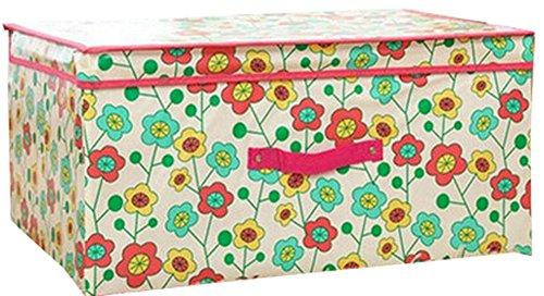 Spinning boîte de rangement boîte à gants étanches ne contenant Box vache G