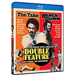Black Gunn & The Take - Double Feature - Blu-ray [Blu-ray]