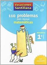 Vacaciónes Santillana, matemáticas, 1 Educación PriMaría. Cuaderno