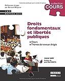 echange, troc Xavier Bioy - Droits fondamentaux et libertés publiques