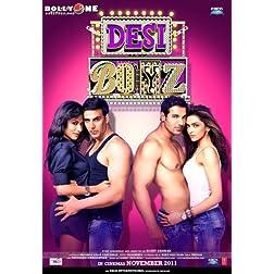 Desi Boyz (2011) (Hindi Movie / Bollywood Film / Indian Cinema DVD)