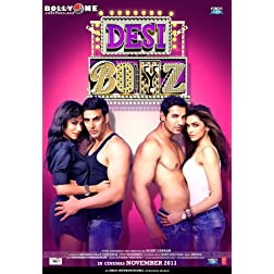 Desi Boyz (2011) (Hindi Movie / Bollywood Film / Indian Cinema DVD)