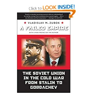 Failed Empire (New Cold War History) by