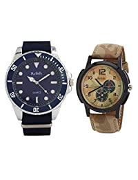 Relish Analog Round Casual Wear Watches For Men - B01A570SYA