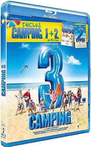 Camping 3 (inclus Camping 1 + 2) [Edizione: Francia]