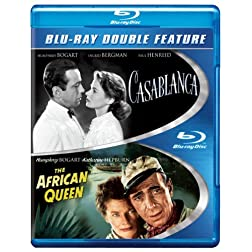 Casablanca / The African Queen [Blu-ray]