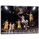 conception de basket-ball sur la toile au format: 80 cm x 60 cm . Impression d'art de haute qualité comme une...