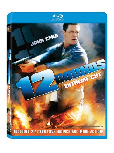 Cover art for  12 Rounds (Extreme Cut) [Blu-ray]