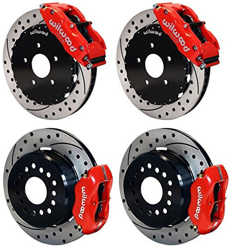 NEW WILWOOD DISC BRAKE KIT, 13