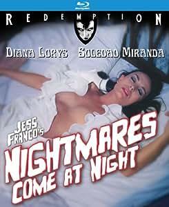 Nightmares Come at Night [Blu-ray] (Bilingual)