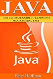 JAVA: The Ultimate Guide to Learn Java Programming Fast (Programming, Java, Database, Java for dummies, coding books, java...