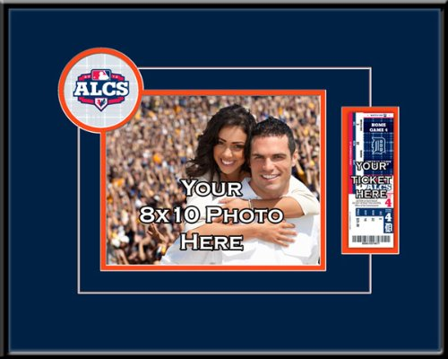 2012 ALCS Your 8x10 Photo Ticket Frame - Detroit Tigers by That
