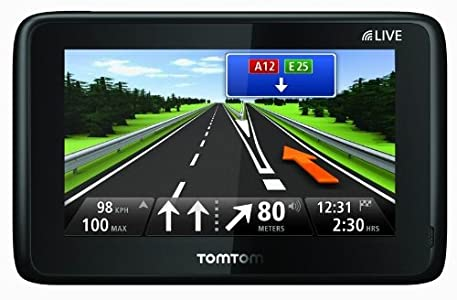 GPS Reviews Best Rated: TomTom GO LIVE 1000 Europe Review