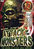 Attack of the Monsters 10 Movie Pack