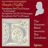 Symphonies N°73,74,75 Vol.8