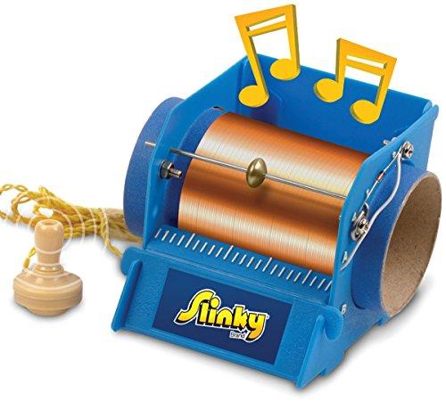 Poof-Slinky Crystal Radio Kit