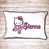 Personalised Hello Kitty pillow case great birthday or christmas gift