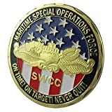 U.S. Navy Special warfare combatant-craft crewmen (SWCC) GP coin 1083#
